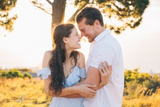 Cape Town engagement by wedding photographer Kobus Tollig