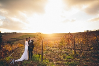 Waterkloof Wines wedding by photographer Kobus Tollig