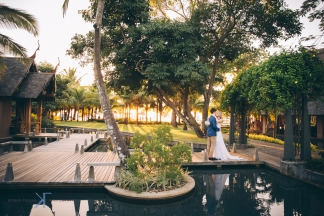 Mauritius wedding by photographer Kobus Tollig