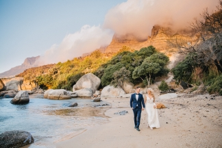 12 Apostles Cape Town wedding by photographer Kobus Tollig