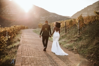 Cape Town wedding photographed by Kobus Tollig