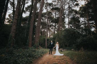 Jewish wedding in Cape Town by photographer Kobus Tollig