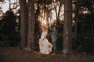 Glenbrae wedding in Elgin by photographer Kobus Tollig