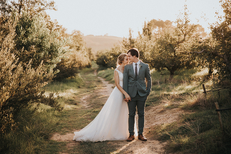 Glenbrae wedding by photographer Kobus Tollig