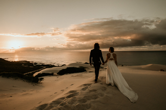 Overberg Wedding by Photographer Kobus Tollig