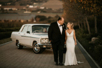 Stellenbosch wedding at Cavalli Estate by photographer Kobus Tollig