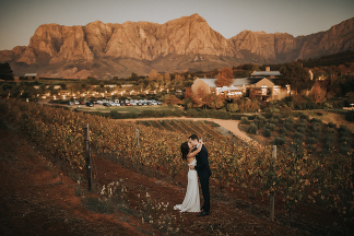 Tokara wedding in Stellenbosch by photographer Kobus Tollig