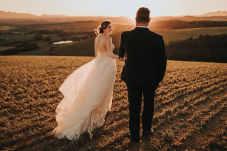 Joubertsdal wedding by photographer Kobus Tollig