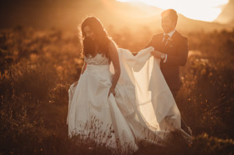 The One Heaven and Earth Wedding by photographer Kobus Tollig